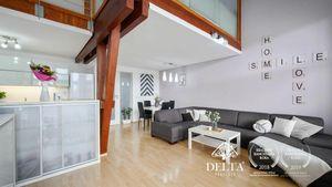 DELTA | Mezonetovy 4 izbový byt v radovom dome v Dunajskej Lužnej