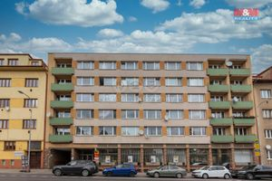 Pronájem bytu 1+1, Mladá Boleslav, ul. náměstí Republiky