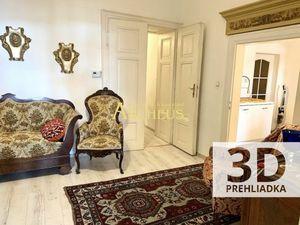 5 a viac izbový byt Prešov prenájom