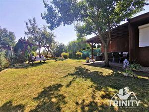 Na predaj Chatka s terasou v tichej lokalite (časť Ozón)-Nové Zámky