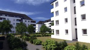 Predáme 1,5-izbový byt s 5,26 m2 balkónom-novostavbu v Rajke.