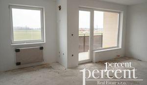 NOVOSTAVBA pred kolaudáciou:  2 – izbový byt v Dunajskej Strede vo výbave Style