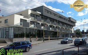 Prenájom : 2-izbový byt s balkónom  v novostavbe Bulvar Residence