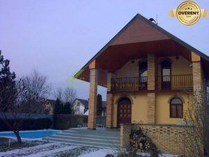 Luxusná celoročne obývateľná chata Geča