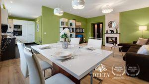 DELTA   4 izbový byt so záhradou, Olbrachtova, 94 m2