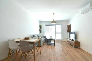 Tabáň: 2-izb. byt s lodžiou v centre mesta v novostavbe, Nitra