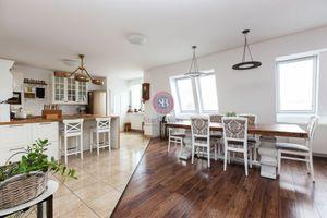 4,5 izbový byt, strešná terasa, Ružinov - Prievoz