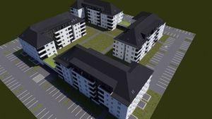 Predáme novostavbu 1 izb. bytu v Rajke len za 57.800 Eur s úsporným podlahovým geotermickým kúrením.