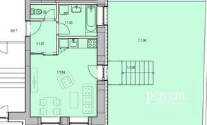 Posledný 1 izbový byt