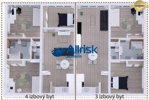 Inzercia bytov v Banke
