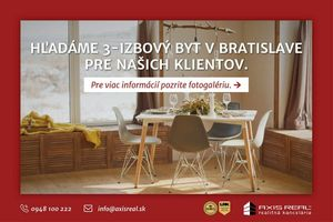 Byty na podnájom, Bratislava - Dúbravka