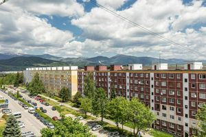 3 izbový slnečný byt na predaj v Brezne časť Mazorník
