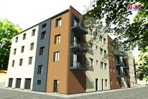 Prodej bytu 4+kk, 117 m², Cheb, ul. Břehnická