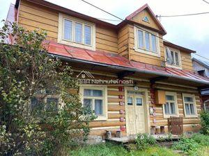 Chata na predaj v obci Ždiar.