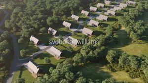 Vila na kľúč v rekreačnej oblasti Bielych Karpát, blízko mesta Skalica