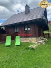 Prenájom - Kompletne zariadená dvoj podlažná chata v oblasti Terchová