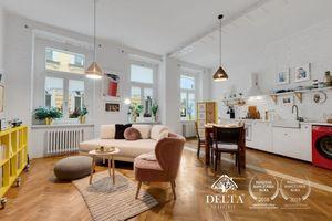 Na predaj 2 izbový byt (dvojizbový), Bratislava - Staré Mesto