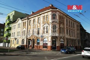 Pronájem bytu 1+kk, 30 m², Pardubice, ul. U Kostelíčka