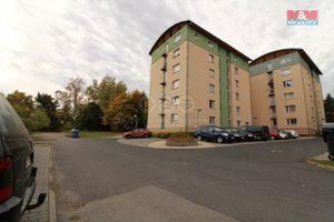 Pronájem bytu 1+kk, 33 m², Nový Bor, ul. Rumburských hrdinů