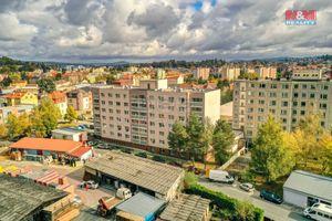 1-izbové byty Klatovy (ČR)