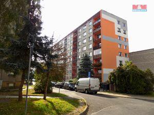 Pronájem bytu 3+1 v Děčíně; ul. Májová