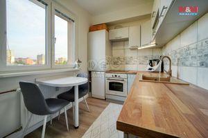 Prodej bytu 2+1, 54 m², Chodov, ul. Revoluční