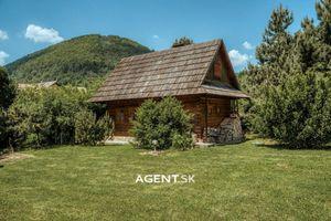 AGENT.SK | REZERVOVANÁ Romantická drevenica