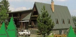 Horská chata s pekným veľkým pozemkom Králiky