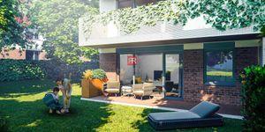 HERRYS - Na predaj 2 izbový byt s lodžiou v novom rezidenčnom projekte Pod Vinicou