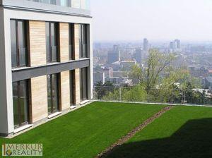 Prenajmeme tichý 3 izbový byt  s terasou,  v Parkvill Koliba v tichom prostredí v blízkosti zelene,1