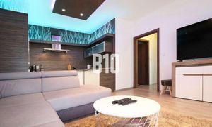 Štýlový 2 izbový byt 60m2 s priestrannou loggiou vo vyhľadávanej lokalite Malého Dunaja