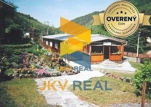 JKV REAL   Ponúkame na predaj Rekreačnú chatu na Remate