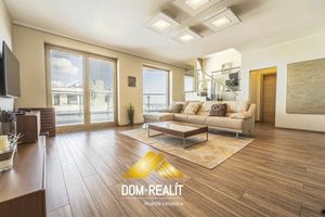 DOM-REALIT ponúka veľký 2 izbový byt v Petržalke na Bosákovej ulici v Petržalke