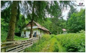 SAMOTA, REKREAČNÁ CHATA, PREDAJ, obec MOTYČKY, DONOVALY, okres Banská Bystrica, pozemok 1751 m2