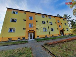 Pronájem bytu 2+1, 52 m², Milevsko, ul. P. Bezruče