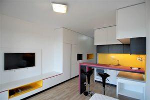 1 izbový byt Bratislava V - Petržalka prenájom