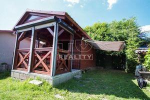 Chata s terasou vo vyhľadávanej lokalite, Nové Zámky, 343m2
