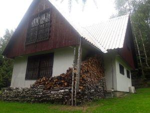 Chata na Ružíne, situovaná v krásnej prírode
