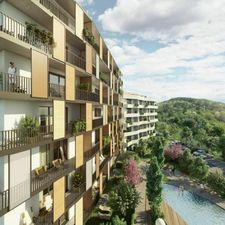 Predaj 2-izbový apartmán s balkónom v novostavbe Čerešne Fine Living