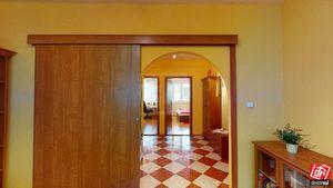 Directreal ponúka 3D video k zrekonštruovanému, výborne dispozične riešenému 4 izb. bytu na Wolkrove