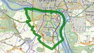 Súrna kúpa 2,3 izbový byt s loggiou, Bratislava - Petržalka