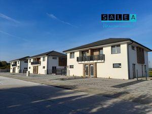 Byt Comfort -  poschodová časť-3 izbový byt s dvoma parkovacími miestami v meste Dunajská Streda
