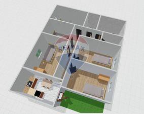 5 a viac izbový byt Senec predaj