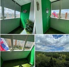 4 izbový byt Košice I - Sídlisko Ťahanovce predaj