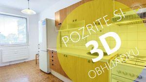 3 izbový byt Sereď predaj