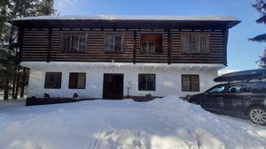 Chata/ Apart.dom/300m od vleku/ výhodná investícia