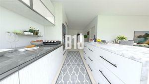 TOP! LUXUSNÝ, veľkometrážny 4 izbový byt so zimnou záhradou a veľkou terasou, v obľúbenej obci Dunaj