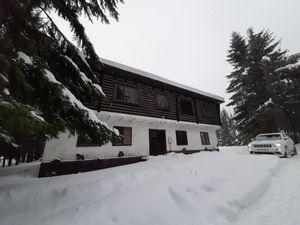 Chata/ Apart.dom/300m od vleku