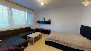 Krásny zrekonštruovaný 1 izbový byt v srdci Petržalky