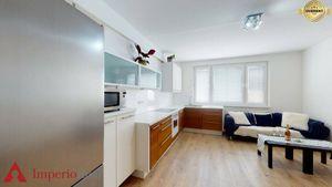 Predávame zrekonštruovaný 4 izbový byt na Bulíkovej ulici